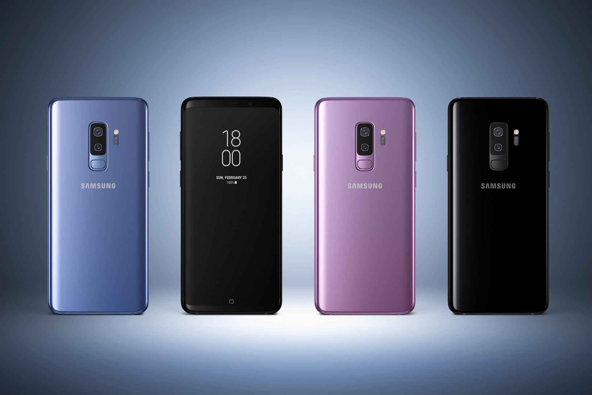 المقارنة الكاملة بين العمالقة OnePlus 6 وSamsung Galaxy S9 Plus وiPhone X