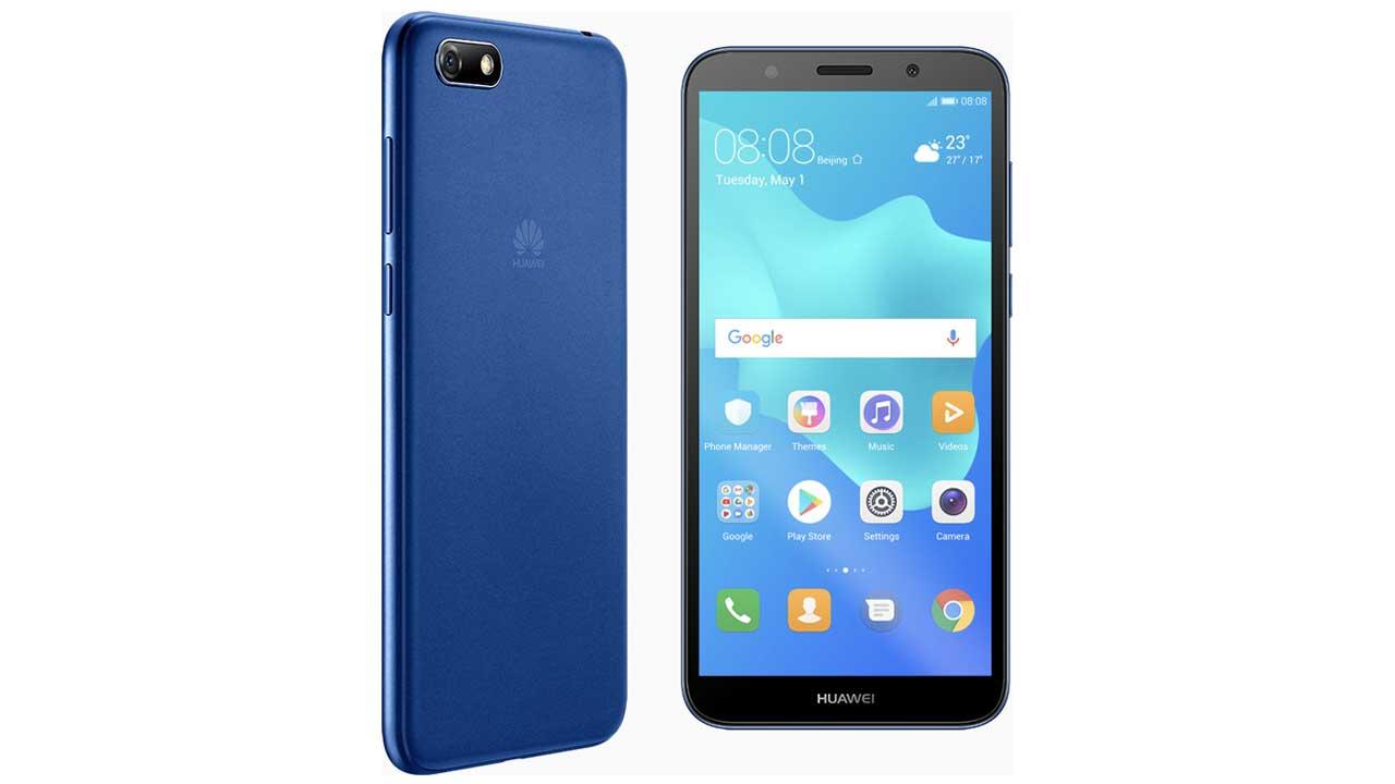 مزايا وعيوب هاتف Huawei Y5 Prime 2018 الجديد والمُعلن عنه مؤخرًا