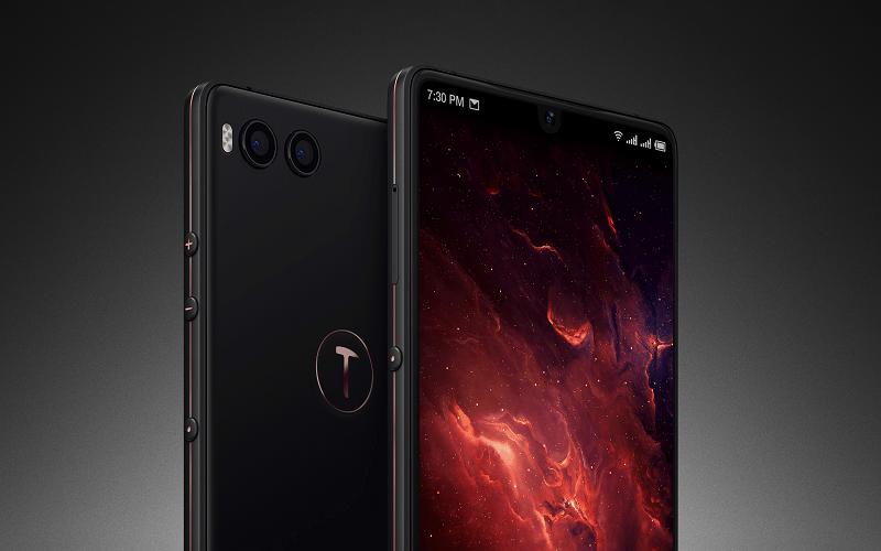 مراجعة الهاتف الجديد Smartisan R1 أول هاتف في العالم بذاكرة داخلية تبلغ 1 تيرابايت