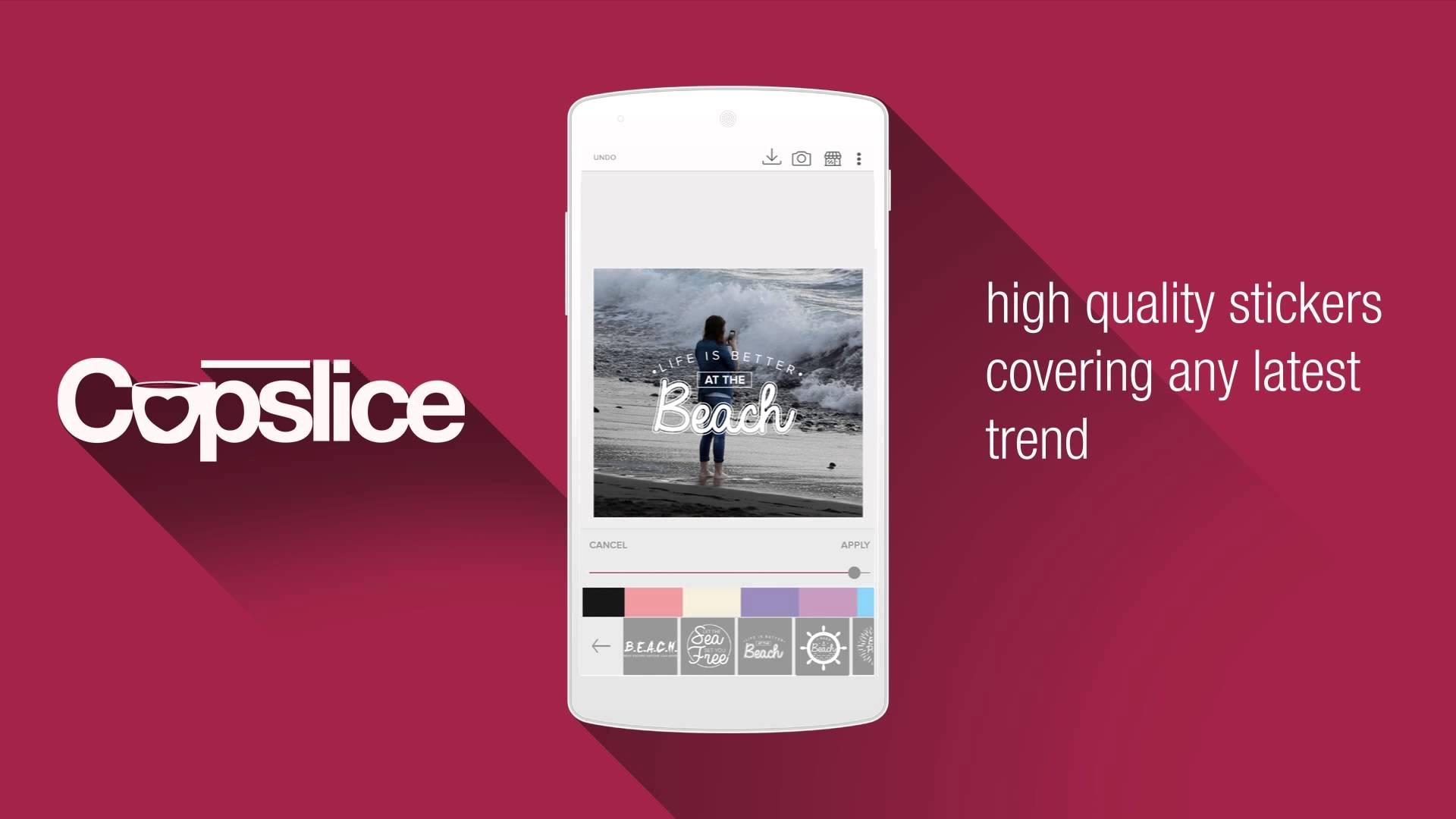 تعرف على أفضل تطبيقات تحرير الصور للهواتف الذكية العاملة بنظام تشغيل أندرويد