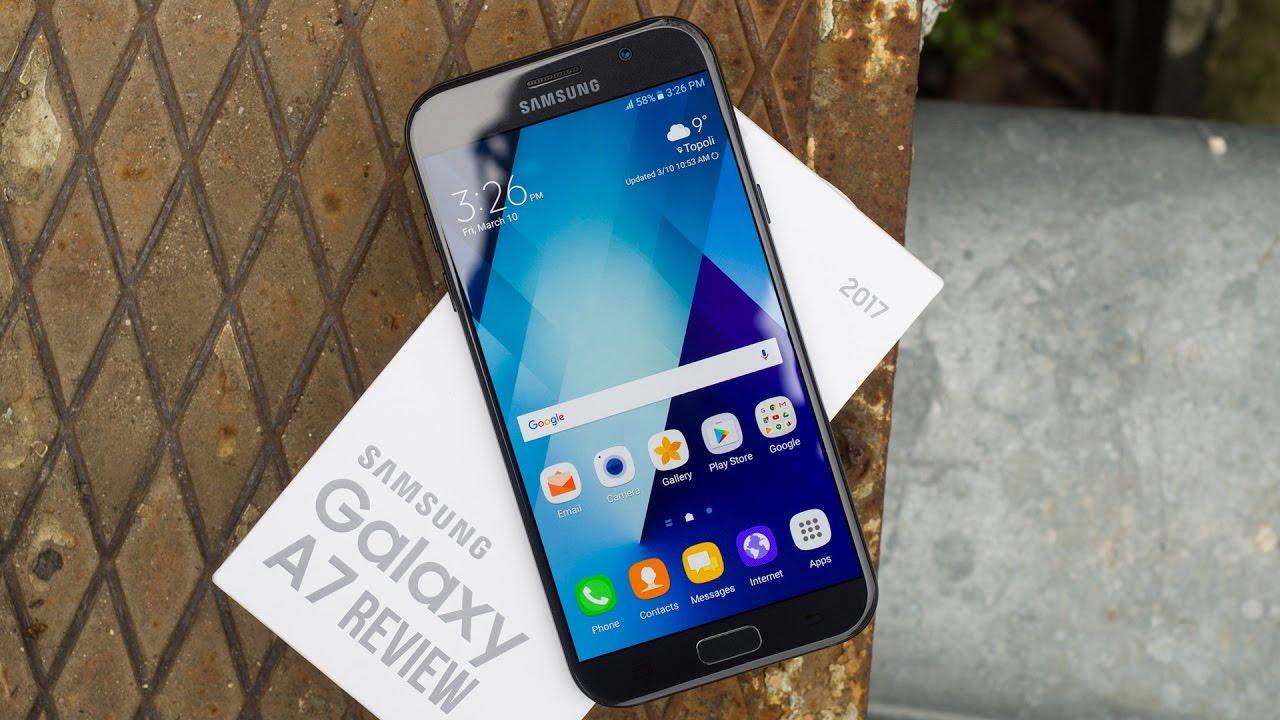 مزايا وعيوب هاتف Samsung Galaxy samsung-galaxy-a7-20