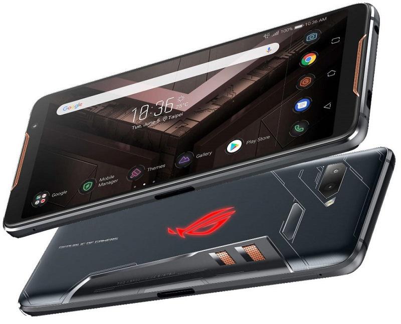 شركة Asus تعلن عن أقوى هاتف لعشاق الألعاب هاتف Asus ROG Phone