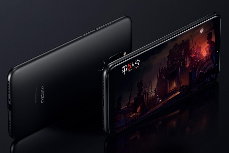 الكشف رسميًا عن هاتف Meizu الجديد Meizu M6T