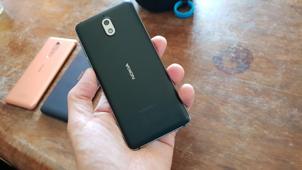 مراجعة هاتف Nokia 3.1 Plus