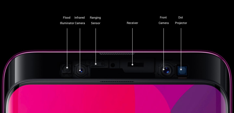 قارن بين عمالقة الابتكار والتطوير هاتفي Oppo Find X وVivo NEX S