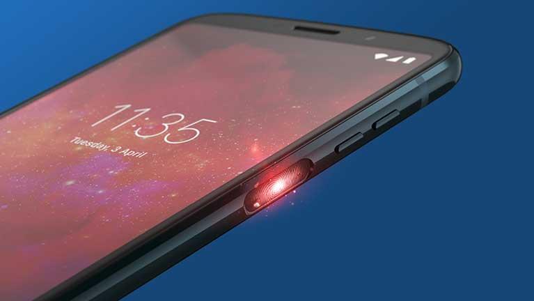 شركة Motorola تعلن رسميًا عن هاتف Moto Z3 Play بمستشعر بصمة في جانب الهاتف
