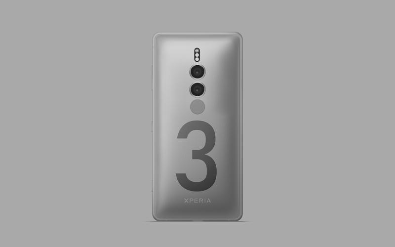 ظهور تسريبات جديدة حول هاتف Sony Xperia XZ3 الرائد القادم قريبًا