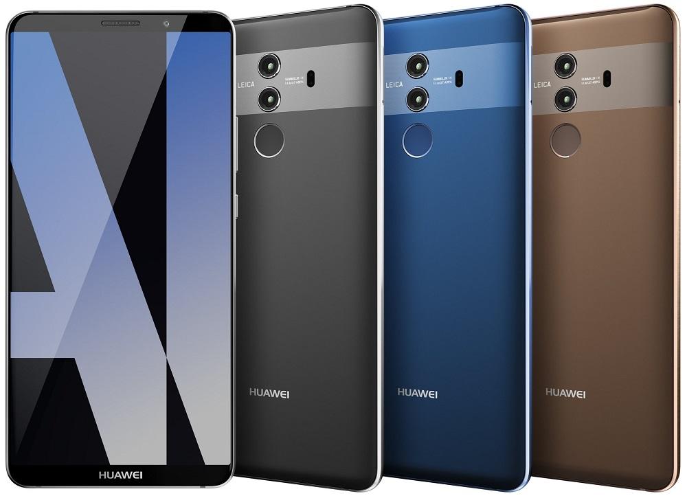 تسريبات جديدة تكشف عن المزيد من تفاصيل هاتف Huawei Mate 20
