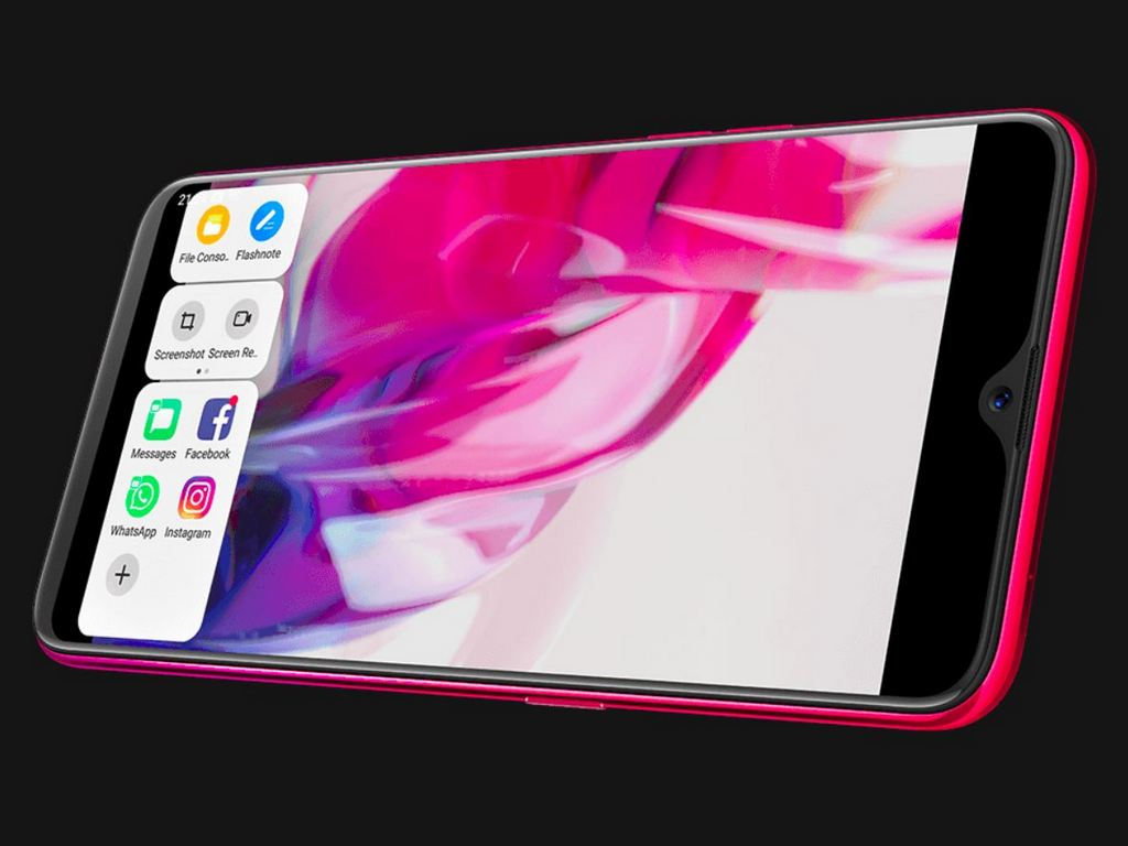 قارن بين آخر إصدارين من فئة Oppo F هاتف Oppo F7 وهاتف Oppo F9