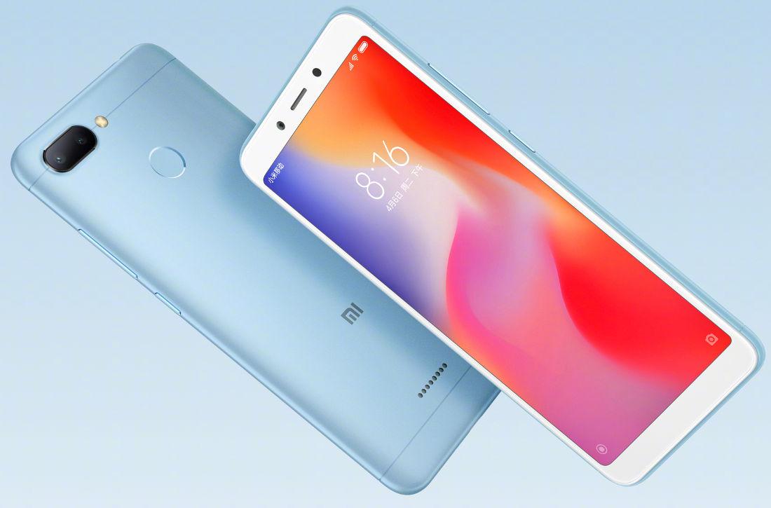 مزايا وعيوب وأسعار هاتف Xiaomi Redmi 6 الجديد المنتمي للفئة المتوسطة