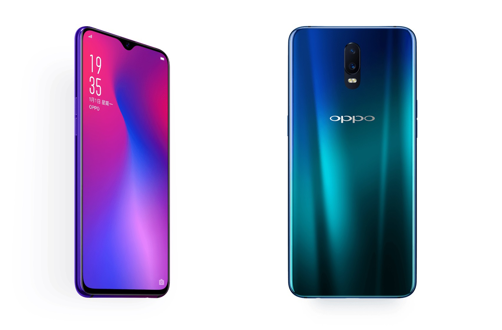 أوبو تكشف هاتف Oppo هاتف android-authority-op