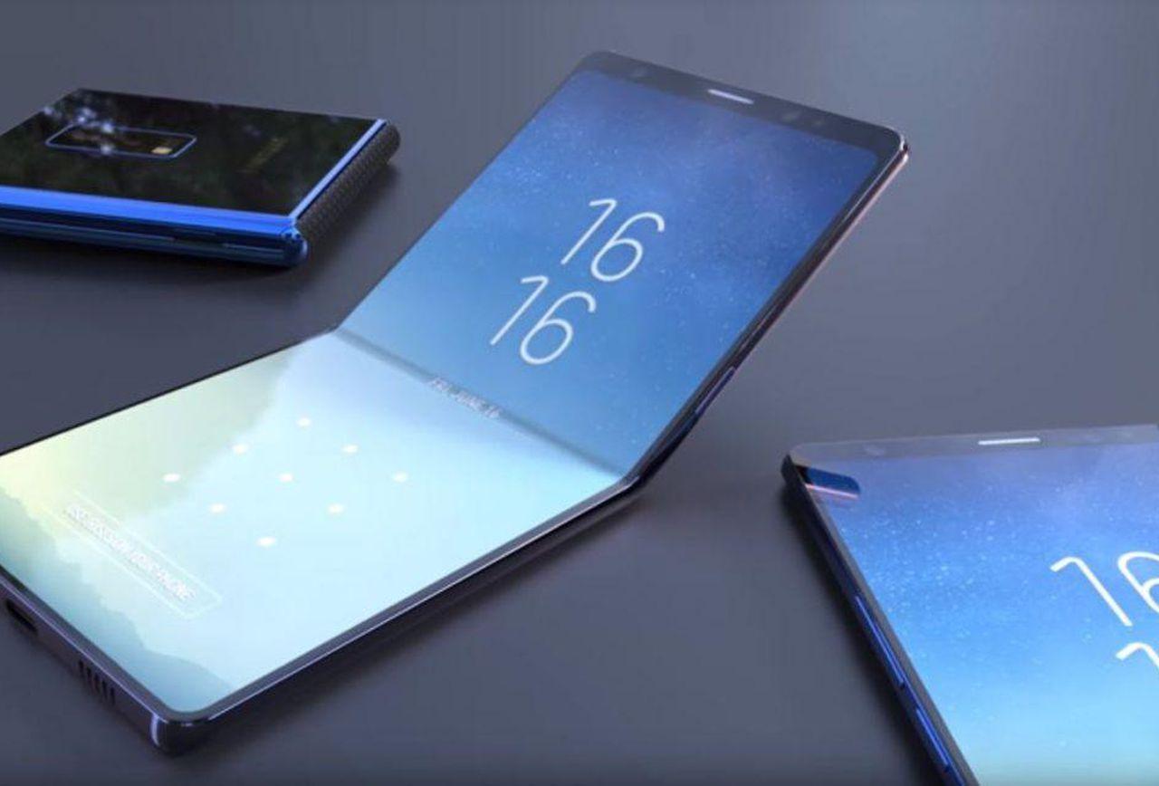 شركتي Oppo وXiaomi ينضمان إلى سباق أول الهواتف القابلة للطي
