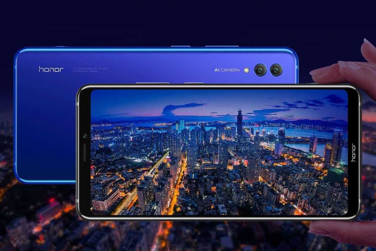 المراجعة الأولية للهاتف الجديد المتميز Huawei Honor Note 10 ذو الإمكانيات الرائعة