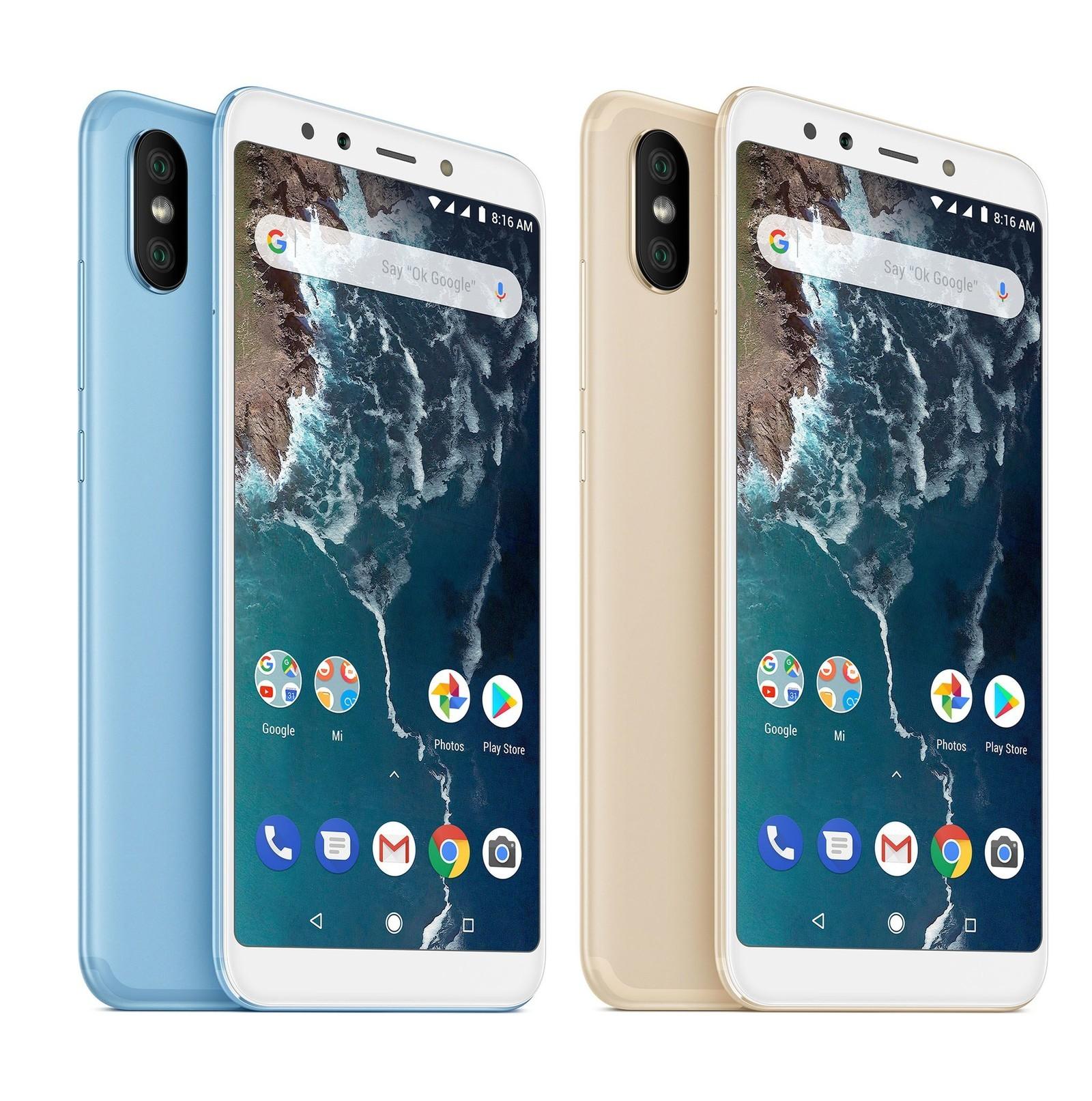 مقارنة بين هاتفي الفئة المتوسطة Xiaomi Mi A2 Lite وSamsung Galaxy J6