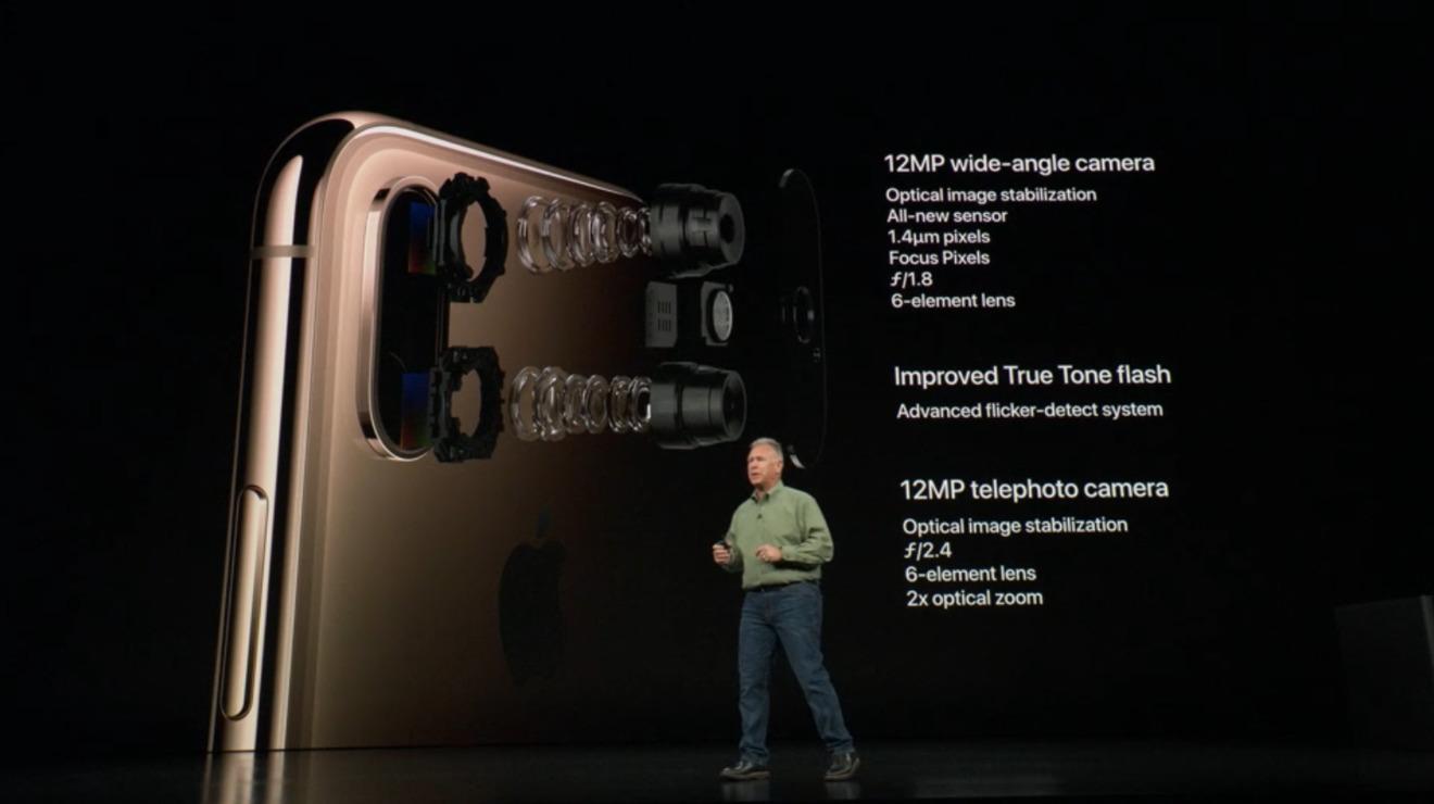 مراجعة مواصفات أحدث هواتف شركة Apple هاتف iPhone XS Max