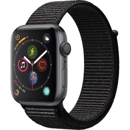 مميزات وعيوب ومواصفات ساعة Apple Watch 44mm Series 4 Aluminum (GPS +  Cellular)