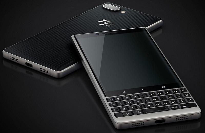 مراجعة مواصفات هاتف BlackBerry الأحدث BlackBerry Key2 LE