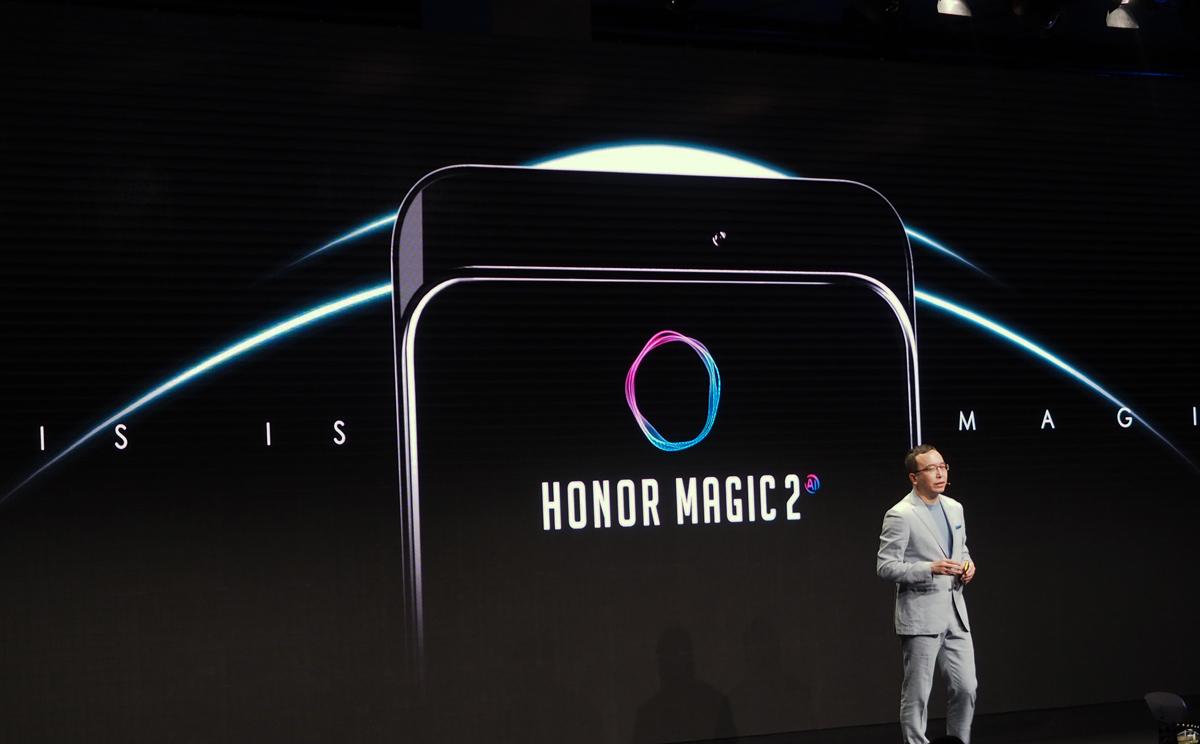 كل ما تريد معرفته عن هاتف Honor Magic 2 الذي تم تناوله خلال معرض IFA 2018
