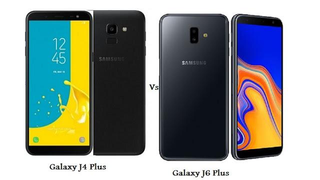 مراجعة مواصفات هاتف Samsung Galaxy galaxy-j6-plus-vs-ga