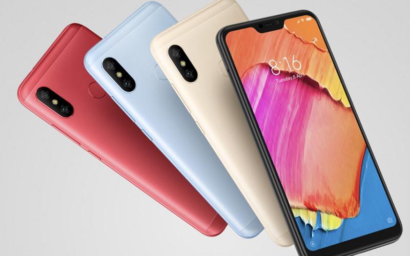 تسريبات مصورة توضح تصميم واجهة هاتف Xiaomi Redmi Note 6