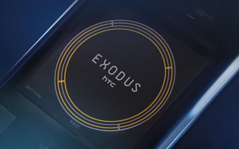 هاتف HTC Exodus 1