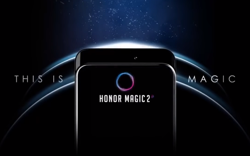 تحديد موعد الإعلان عن هاتف Honor المقبل Honor Magic 2 ذو التصميم الفريد