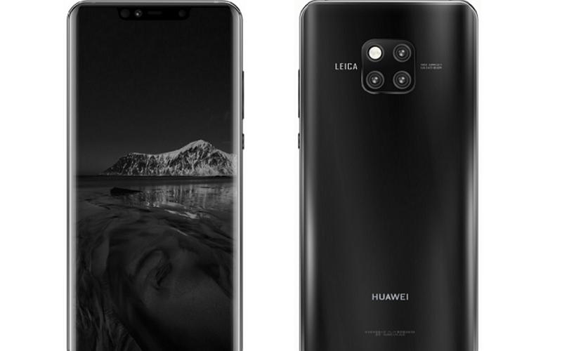 أحدث تسريبات هاتفي Huawei الرائدين القادمين Huawei Mate 20 Pro وHuawei Mate 20