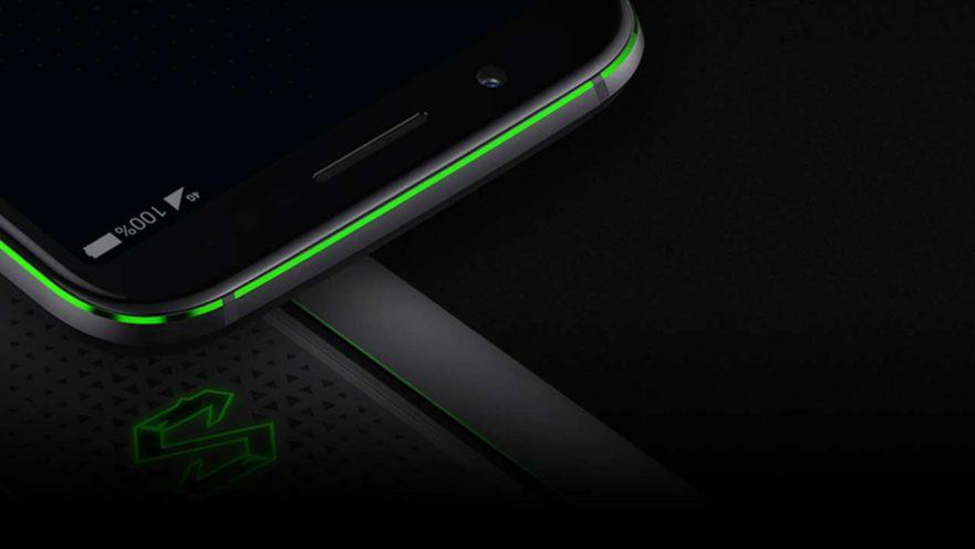 شاومي تستعد للإعلان عن هاتفها الجديد الموجه لعشاق الألعاب Xiaomi Black Shark 2
