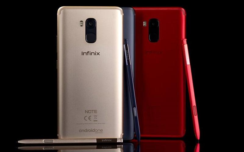 المراجعة الأولية لمواصفات هاتف Infinix الجديد Infinix Note 5 Stylus