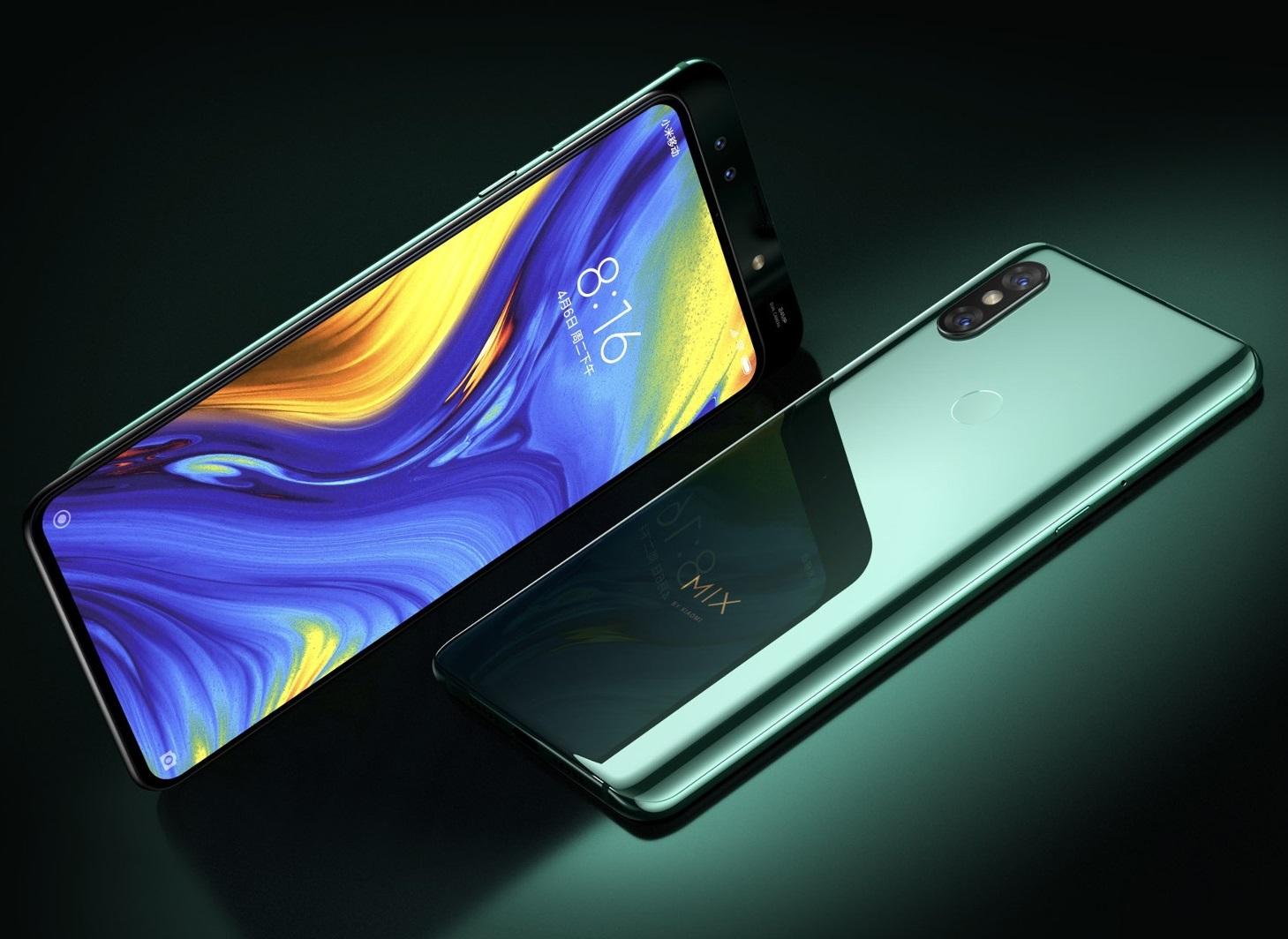 مميزات وعيوب هاتف Xiaomi Mi Mix 3 الرائد الجديد أبرز هواتف العملاق الصيني على الإطلاق