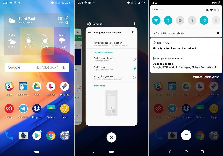 شركة OnePlus تبدأ إرسال تحديث Android Pie لهاتف OnePlus 6 في كافة أنحاء العالم