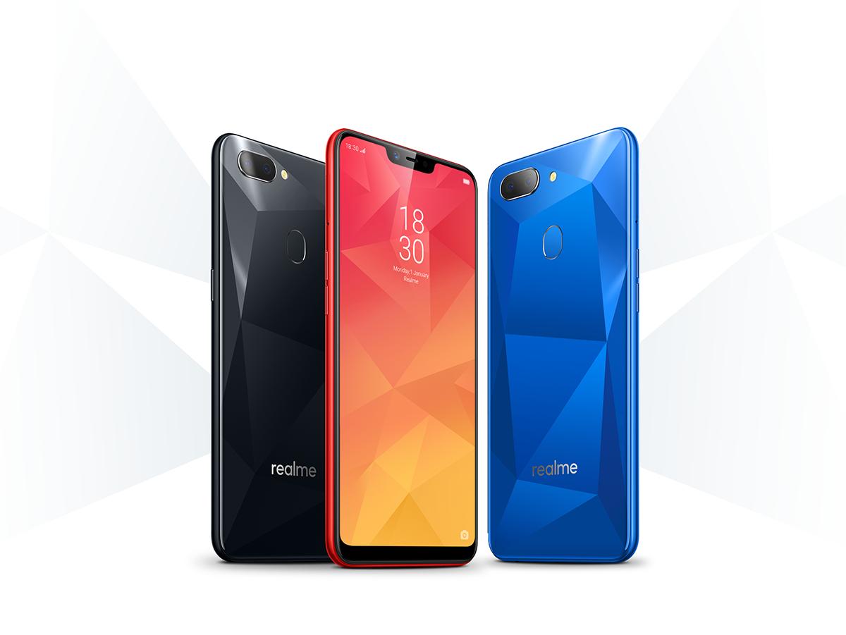 المراجعة الكاملة لمواصفات هاتف الفئة المتوسطة المرتقب Oppo Realme 2