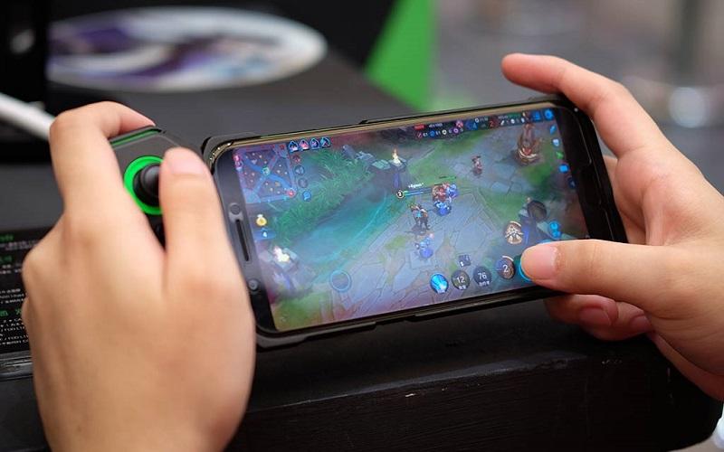 ألعاب الهواتف الذكية