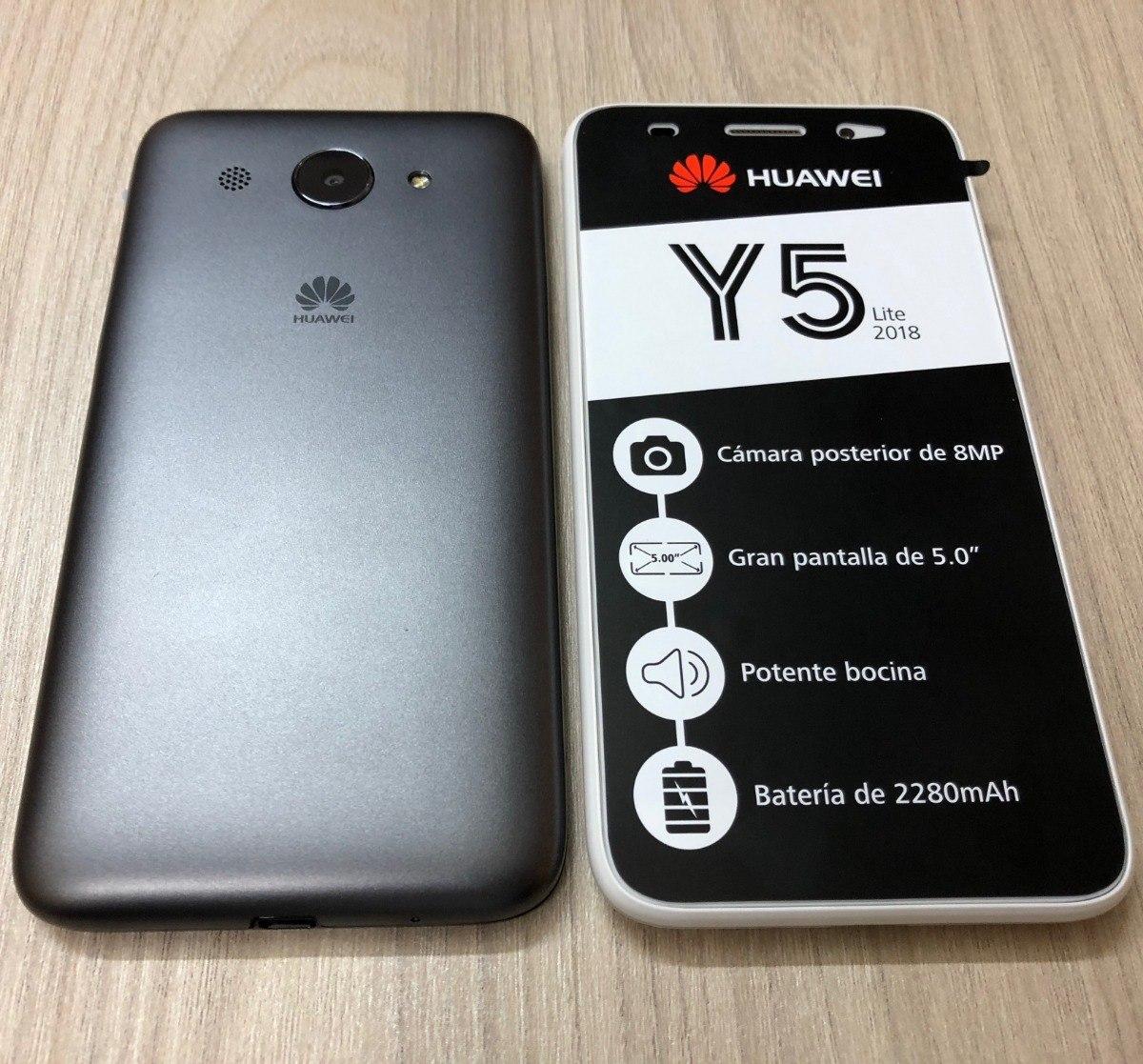 مراجعة أولية لهاتف Huawei Y5 Lite القادم العامل بنظام تشغيل أندرويد إصدار Android Go