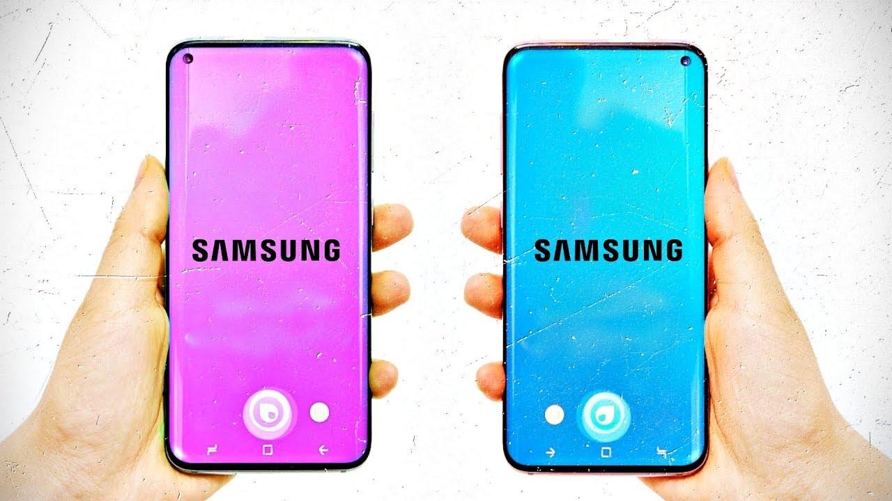 هاتف Samsung Galaxy S10 يظهر على السطح من جديد بهذه التسريبات الجديدة