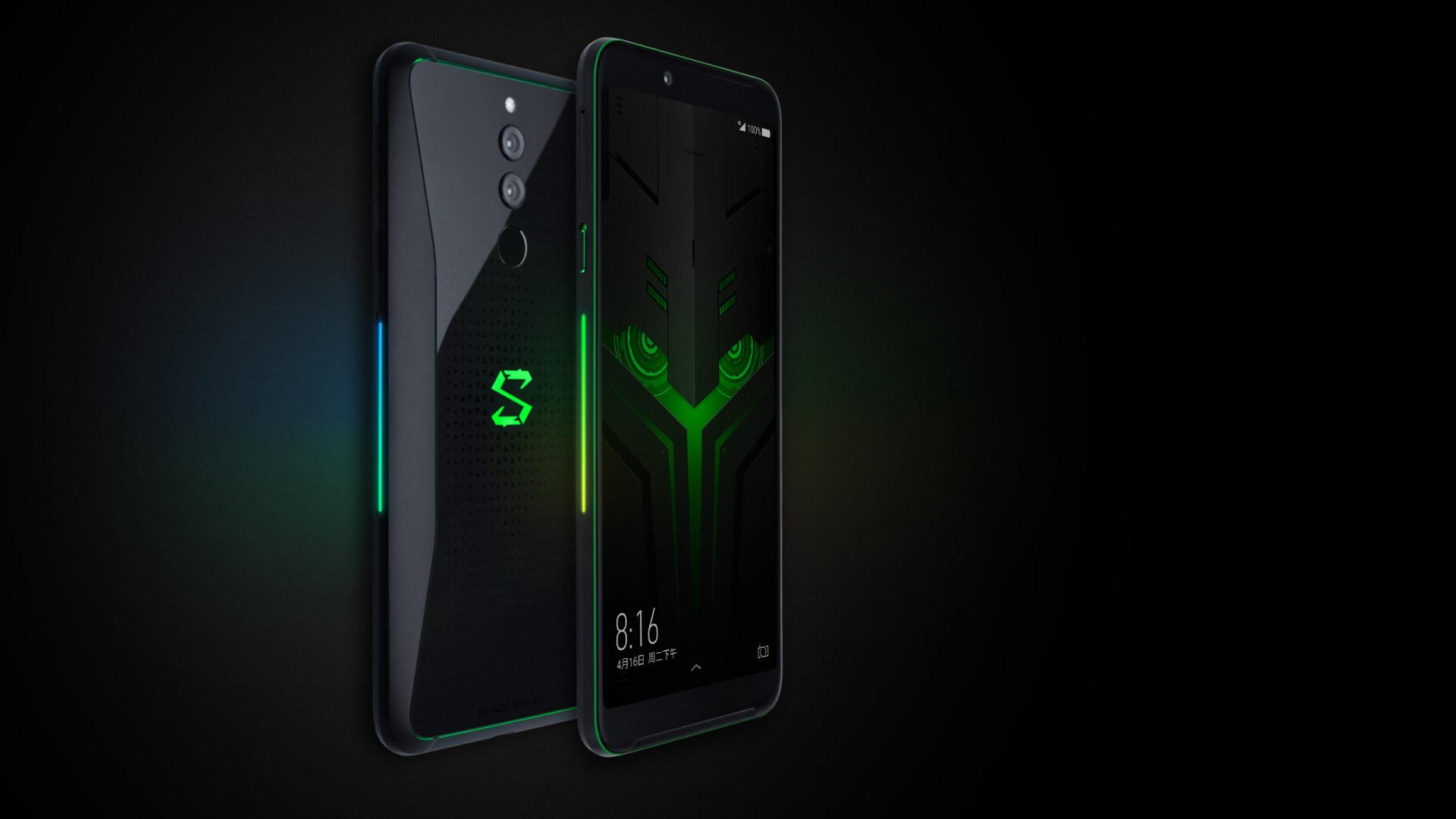 مقارنة بين هاتفي الألعاب الأميز هاتف Razer Phone 2 وهاتف Xiaomi Black Shark Helo