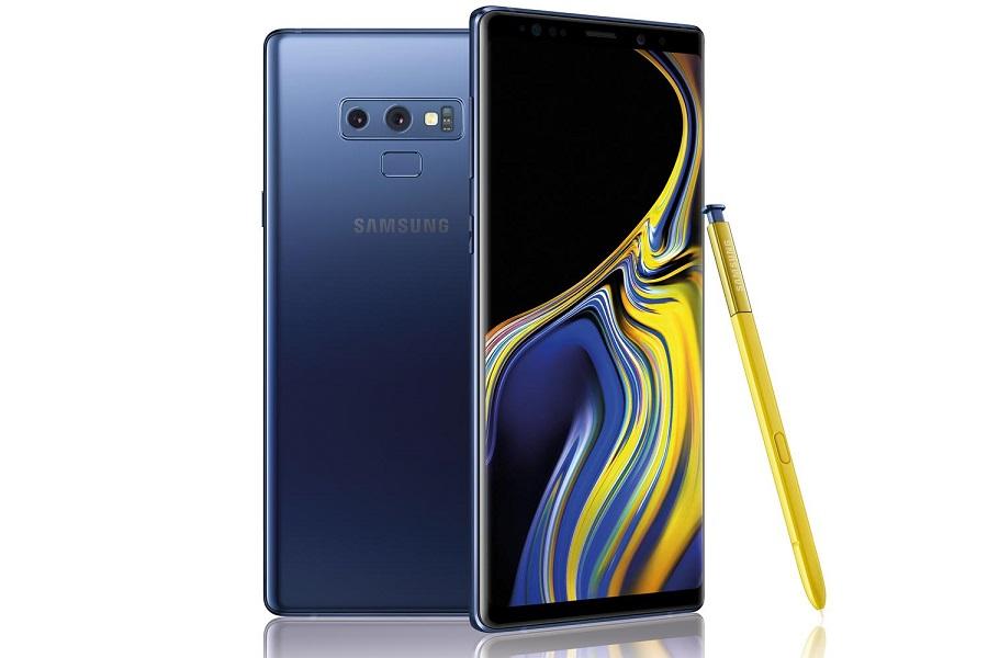 مقارنة شاملة بين اثنين من الهواتف المرشحة لنيل لقب الأفضل Samsung Galaxy Note 9 وهاتف OnePlus 6T