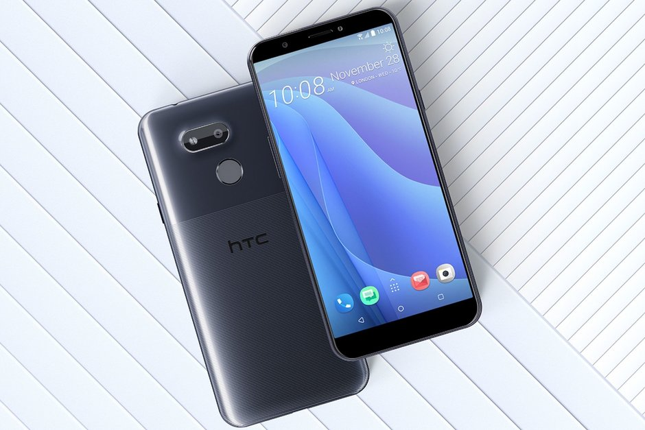 عرف على مواصفات هاتف HTC الاقتصادي الجديد HTC Desire 12s