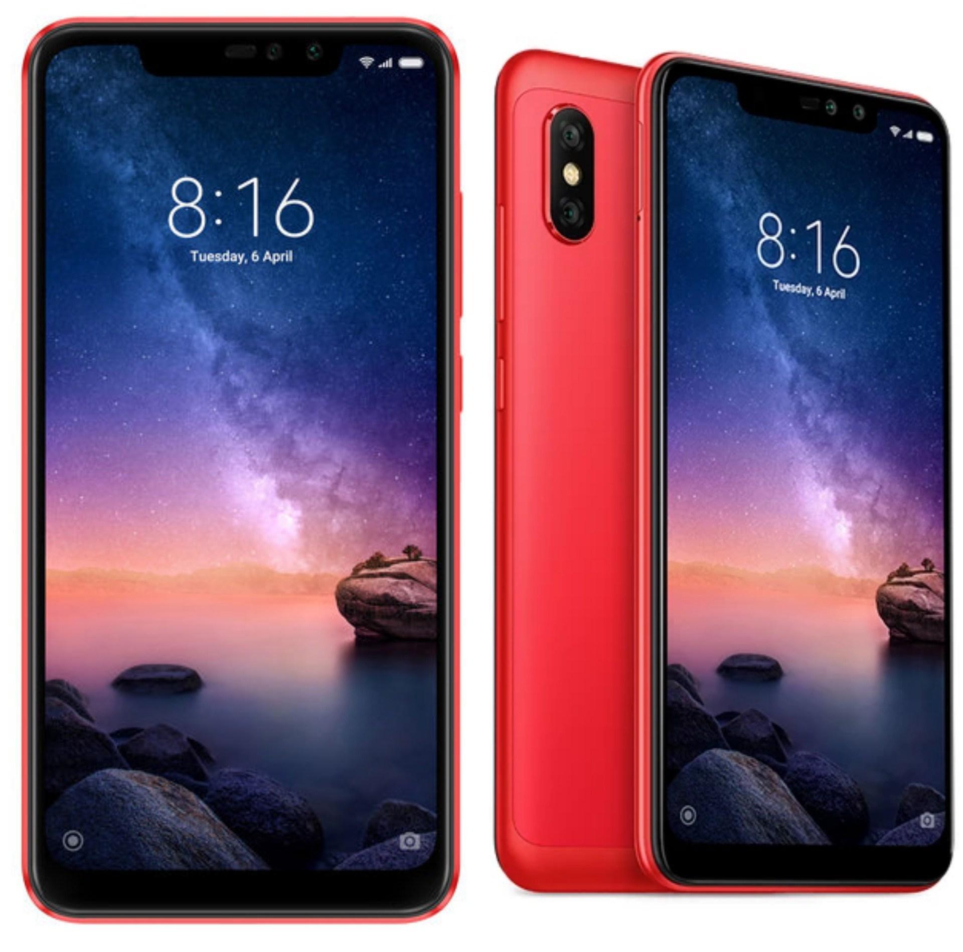 المقارنة الكاملة بين هاتف Samsung Galaxy A7 (2018) وهاتف Xiaomi Redmi Note 6 Pro