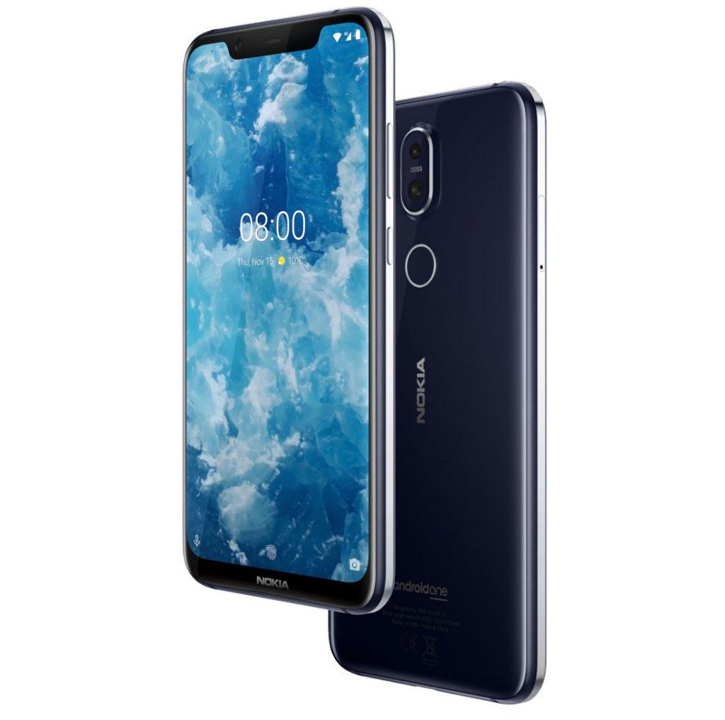 شركة HMD Global تعلن رسميًا عن الهاتف الجديد Nokia 8.1 من دبي