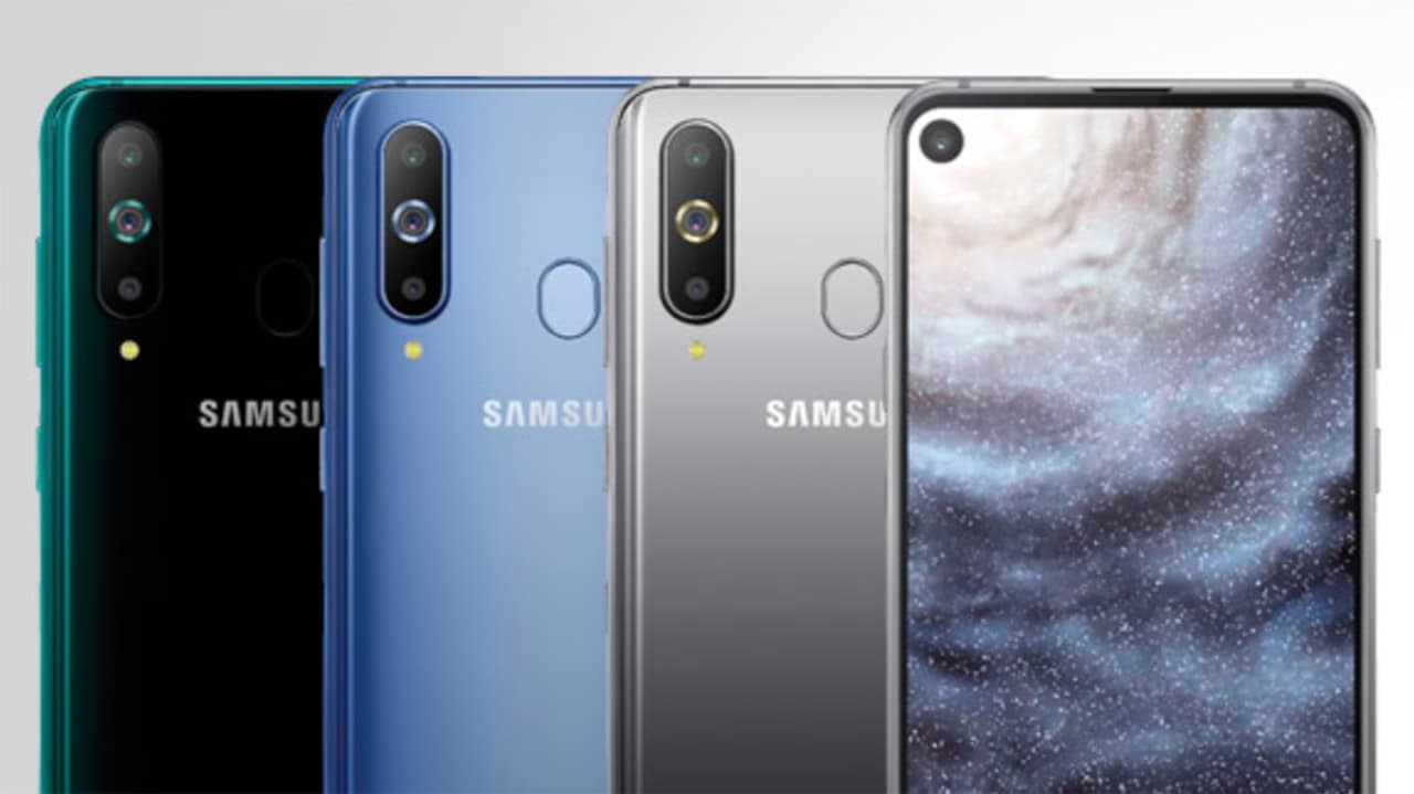 مميزات وعيوب هاتف Samsung Galaxy A8s اول هاتف بثقب في الشاشة
