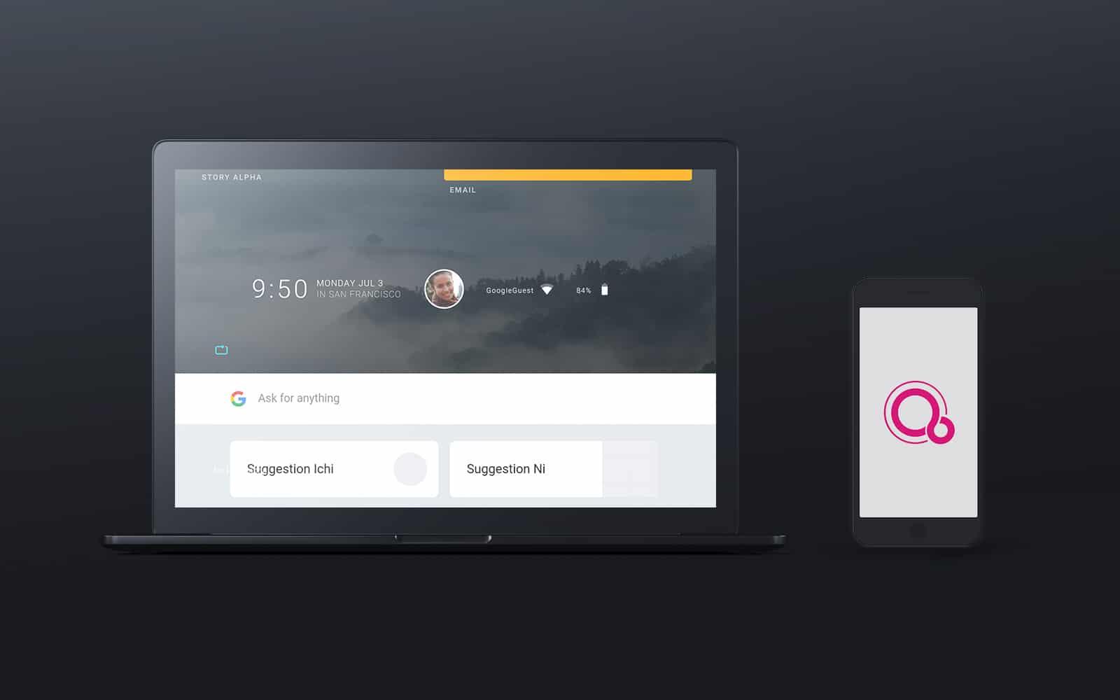 كل ما نعرفه عن نظام Fuchsia OS البديل القادم من Google لاستبدال أندرويد