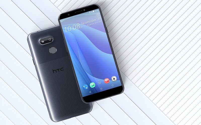 تعرف على مواصفات هاتف HTC الاقتصادي الجديد HTC Desire 12s