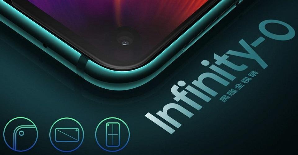 الكشف عن Samsung Galaxy A8s وHonor V20 أول هواتف بثقب للكاميرا الأمامية في الشاشة