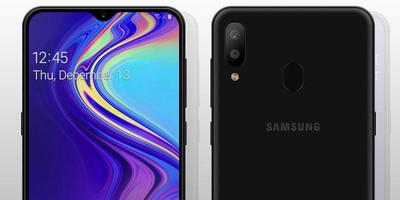 الكشف عن المزيد من تفاصيل هاتف Samsung Galaxy A50 وهاتف Samsung Galaxy M20