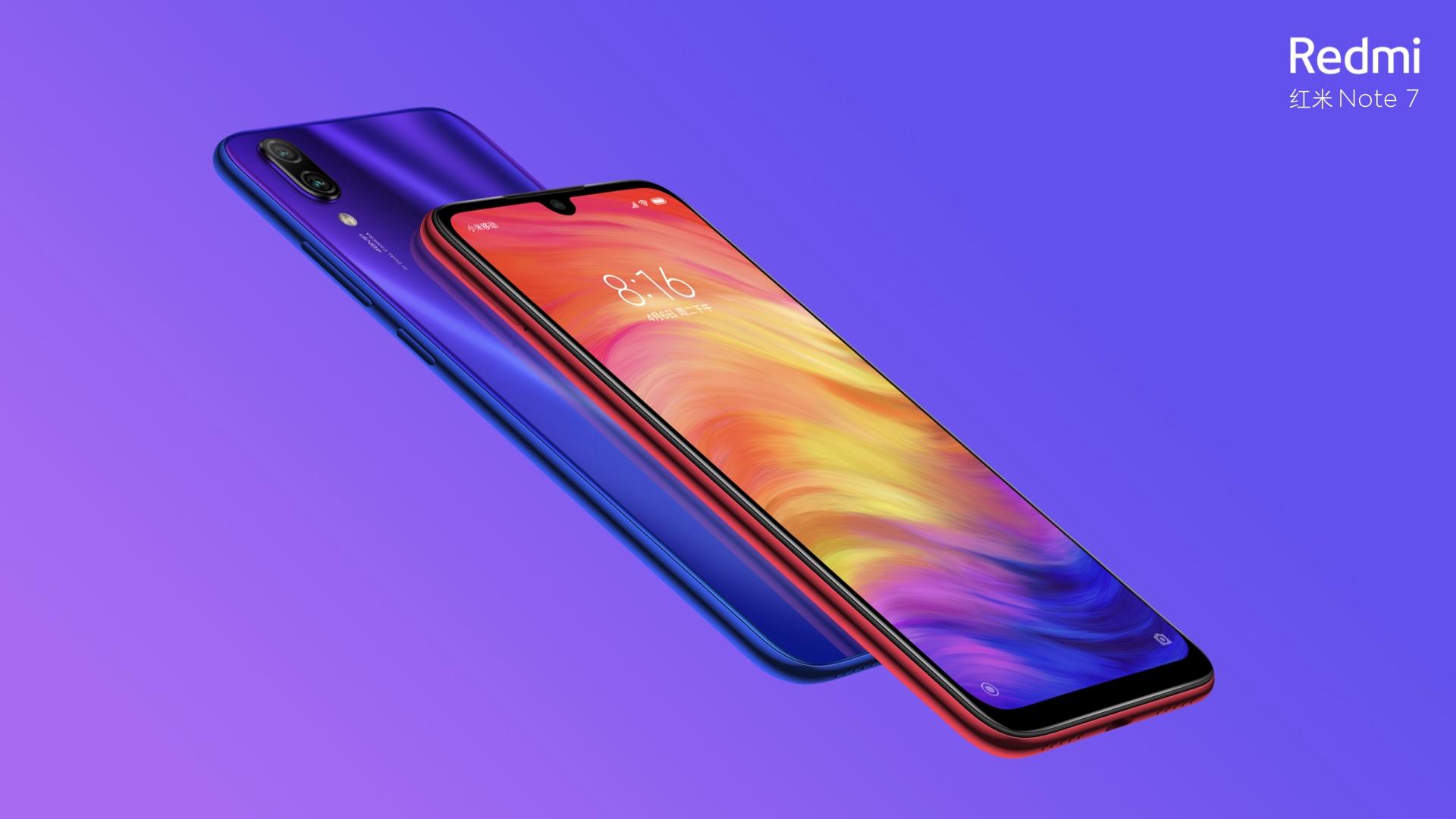 مزايا وعيوب هاتف Redmi Note 7 أحد أفضل هواتف الفئة المتوسطة من Xiaomi