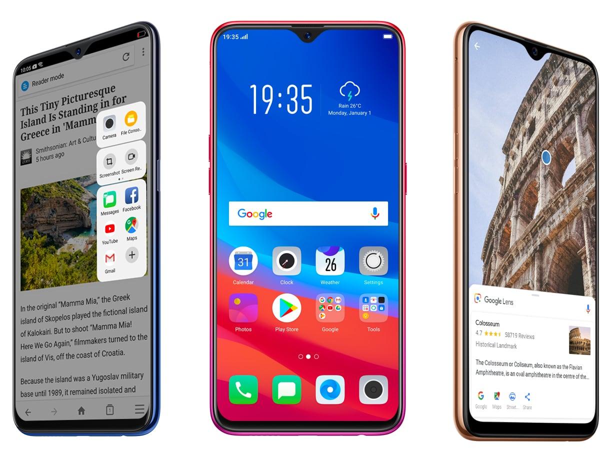 أيهما أفضل هاتف Oppo F9 أم Realme 2 Pro ... الإجابة في هذه المقارنة الكاملة