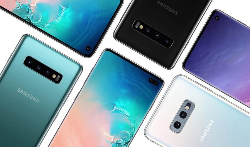 أخيرًا Samsung تكشف رسميًا عن مجموعة Samsung Galaxy S10 وعن هاتفها القابل للطي
