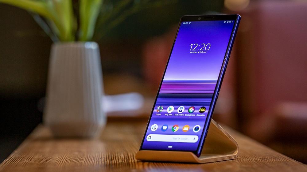 مفاجآة Sony في MWC 2019 ... هاتف Sony Xperia 1 الرائد وثلاثة هواتف متوسطة جديدة