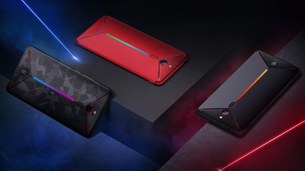 رغم ظهور هواتف جديدة Nubia Red Magic Mars يحافظ على مكانته على AnTuTu